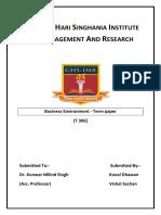 Cover Page Vishal