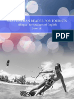 First German Reader for Tourists  Bilingual for Speakers of English  Beginner (A1)