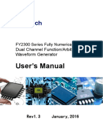 FY2200S User's Manual_V2.0