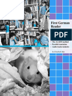 First German Reader (Volume 2) Bilingual for Speakers of English Elementary (A2)
