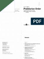 Proletarian Order_ Antonio Gramsci, Fact - Gwyn a. Williams