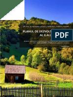 Plan Dezvoltare GAL Ceahlau Modificare 3(1)