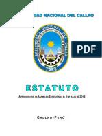 Estatuto 2015