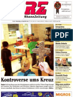 RZ30092010div Rhone Zeitung 30 09 2010