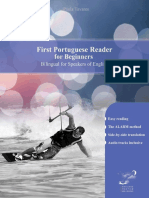 First Portuguese Reader for Beginners Bilingual with Parallel side-by-side translation for speakers of English