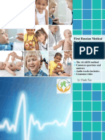 First Russian Medical Reader for Health Professions and Nursing Bilingual for Speakers of English Beginner Elementary (A1 A2)
