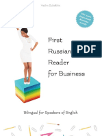 First Russian Reader for Business Bilingual for Speakers of English Beginner Elementary (A1 A2)