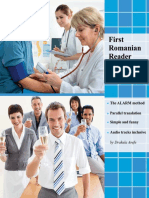 First Romanian Reader  Volume 3 Bilingual for Speakers of English Elementary (A2)