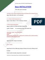 HBase Installation (1)