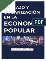 Grabois y Pésrsico (2016) - Organización y lucha de la economía popular