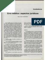 1996 RESUMO ERRO MÉDICO