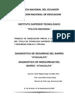 Procedimientos Ecuador