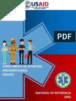 Atención pre-hospitalaria básica