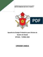 Apostila Ordem Unida