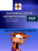 Antibióticos en ORL