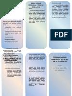 Leaflet Personal Hygiene Ibu Nifas