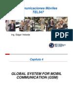 Cap4- Introduccion a GSM