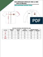 Standar Ukuran Seragam Sekolah.pdf