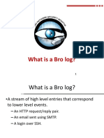 What_is_a_Bro_log