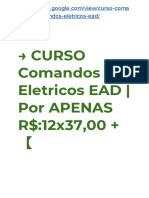 → CURSO Comandos Eletricos EAD | Por APENAS R$:12x37,00 + 【CERTIFICADO FREE】↴