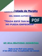 Leyes de Murphy Aplicadas