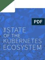 Kubernetes生态系统现状报告