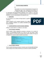 MEDICION DE FLUJOS EN CANALES ABIERTOS.docx