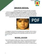 2doc-Tema- Michael Jackson (Abuso Infantil) - Mirada, Pascual, Palarich