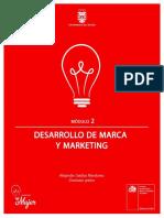 Desarrollo de Marca y Marketing