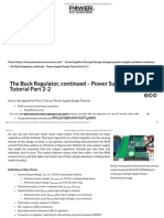 04 - The Buck Regulator, continued – Power Supply Design Tutorial Part 2-2.pdf