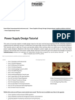 01 - Power Supply Design Tutorial.pdf
