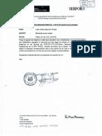 Carta Notificacion