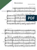 Manusakia_ORCH - Full Score