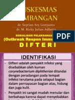 ORI PKM Limbangan 2018