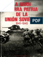 Chuikov v. I. Riabov La Gran Guerra Patria de La Unión Soviética