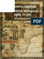 Bennassar America espanola y portuguesa, siglos XVI . XVIII.pdf