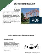 Analisis Estructural Puente Warren Point