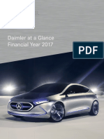Daimler Ir Daimler at a Glance 2017
