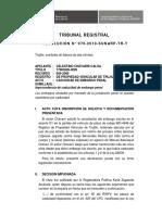 Tribunal Resol 070 2010 SUNARP TR T