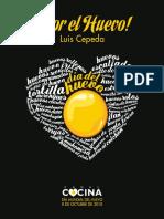 Luis Cepeda - Guía Gastronómica - Por El Huevo