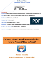 CATHETER RELATED BLOOD STREAM INFECTION.pptx