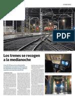 Los Trenes Se Recogen a La Medianoche (Begoña Del Teso) DV
