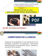 Tema 1 Introduccion de Materiales Para Ingenieria