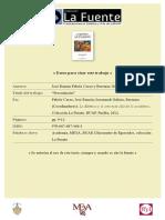 Presentación Volumen 3 La Estética y El Arte Más Allá de La Academia