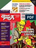 Topia 75 Cuerpo Inconsciente Politica