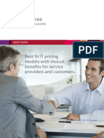 301 Mindtree Thought Posts White Paper Best Fit It Pricing Models With Mutual Benefits for Service Providers and Customers
