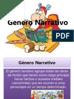 subgéneros narrativos 5° básico