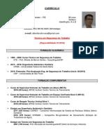 Currículo Albert Tec
