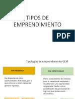 Tipologías de Empresas