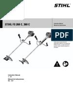 FS260-C-360-C-manual